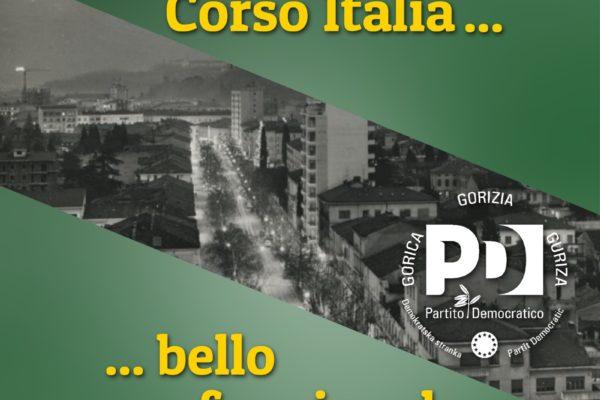 Vogliamo un Corso Italia bello e funzionale